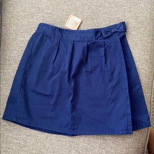NWT Crazy 8 uniform Skirt